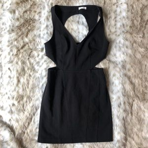 Urban Outfitters Silence & Noise Black Dress 4